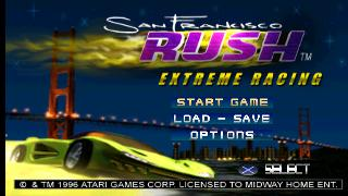 Screenshot Thumbnail / Media File 1 for San Francisco Rush - Extreme Racing [NTSC-U]